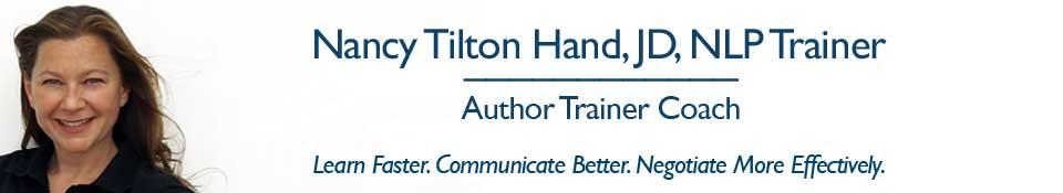 Nancy Tilton Hand header image